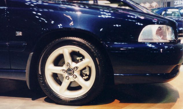VOLVO 850 TDI WHEELS
