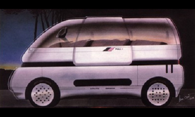 RENAULT SPACE II