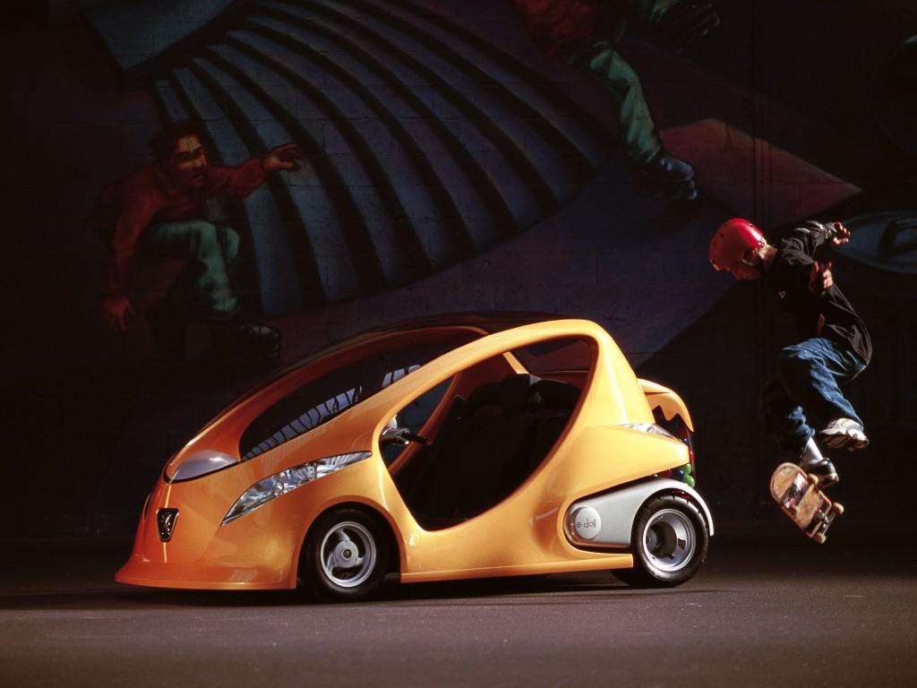 Peugeot E-DOLL